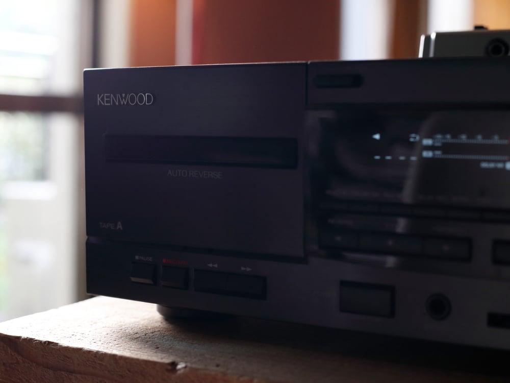 KENWOOD(ケンウッド)KX-W6080