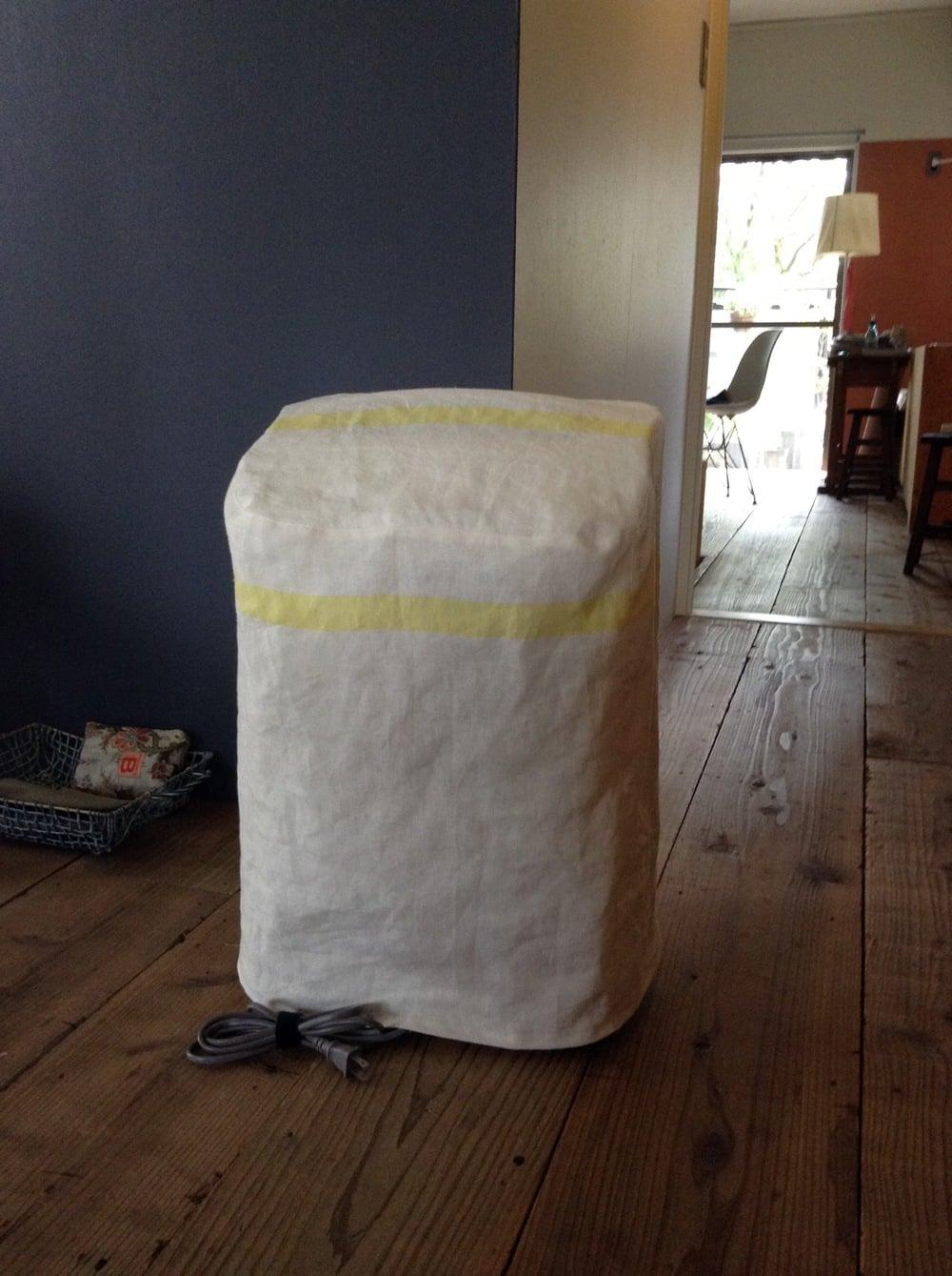 空気清浄機のカバー(収納袋)