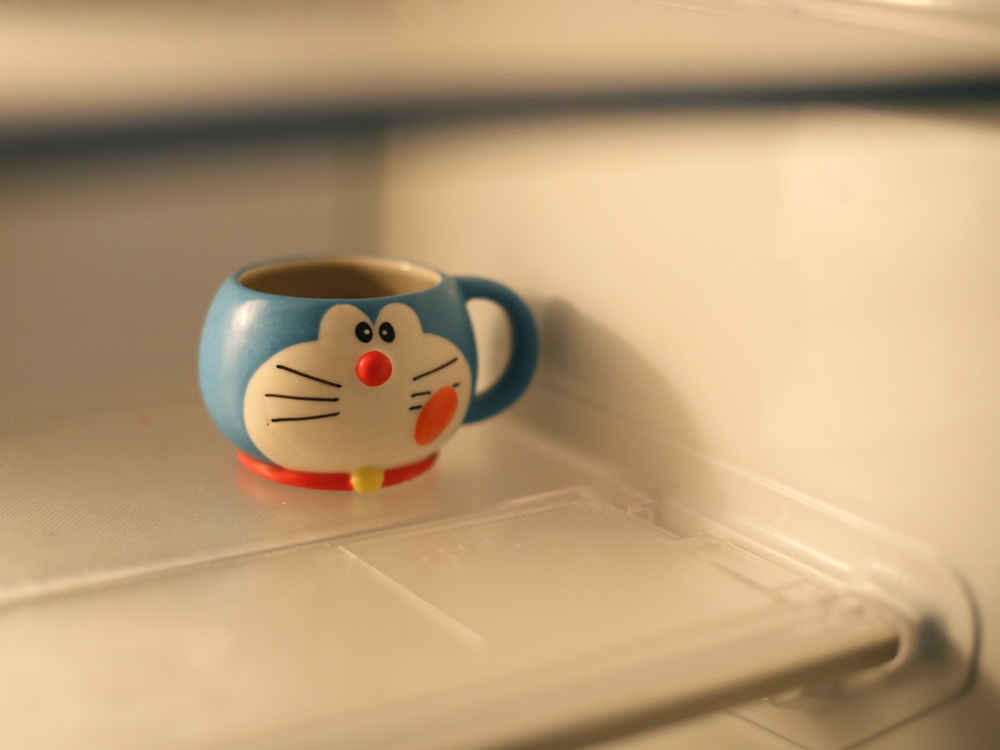 冷蔵庫の棚