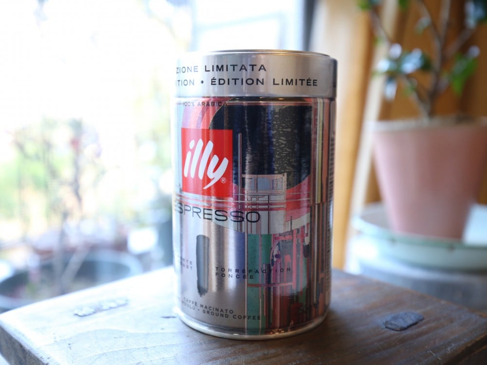 illy art collection 250g limit