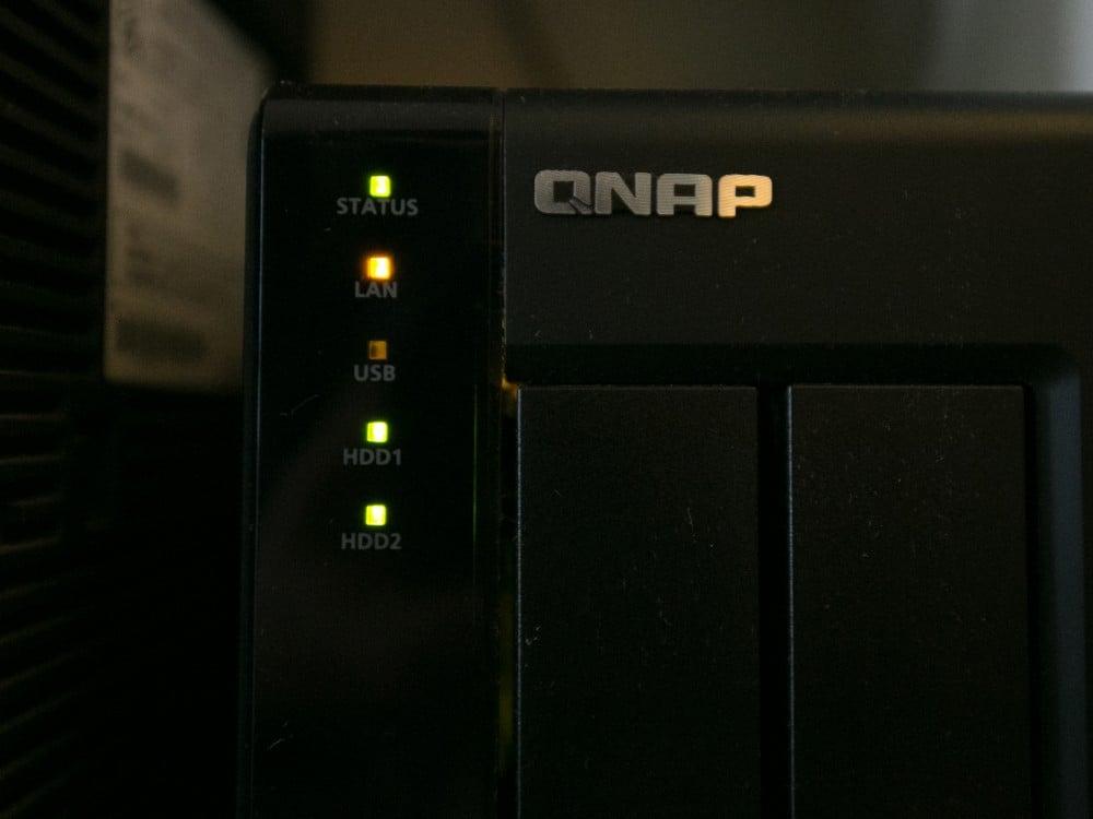 QNAP Turbo NAS TS-219PI