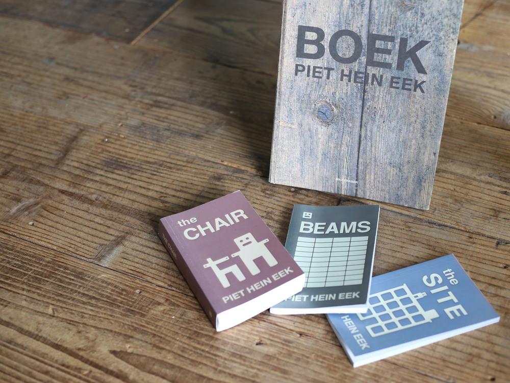 ピートの作品集とその後にでた3冊セットの本