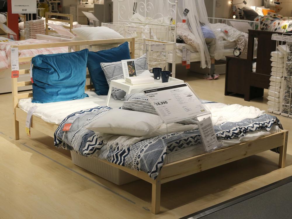 IKEAのTARVA(タルヴァ)