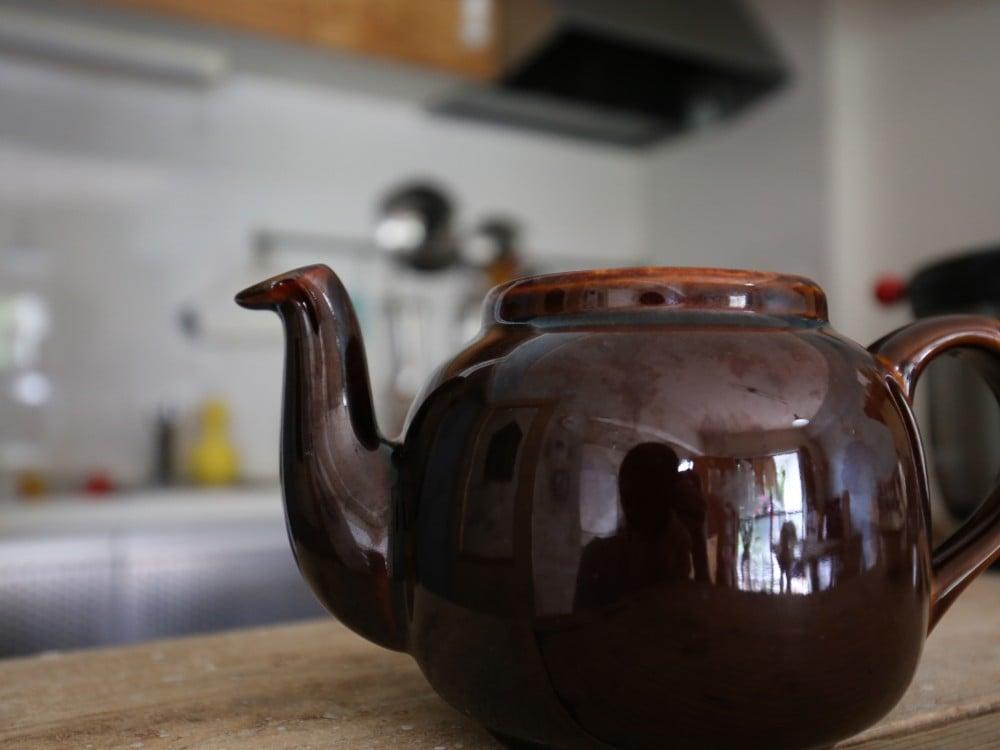 London Potteryティーポット