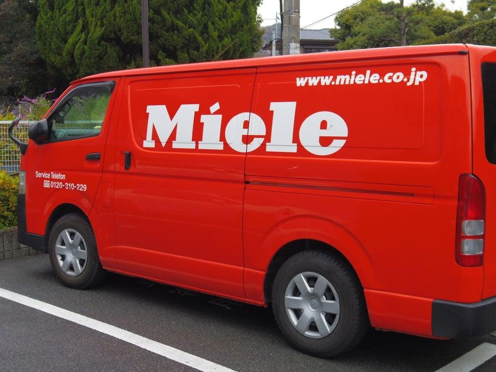 ミーレの車