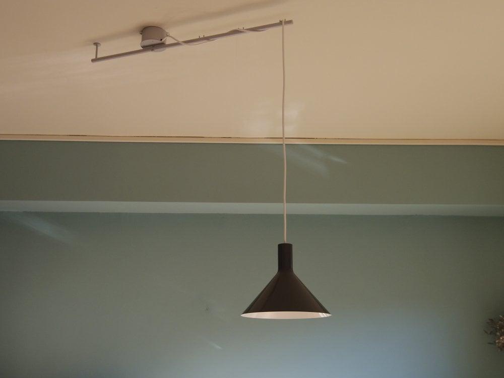 照明位置調節器とペンダントライト