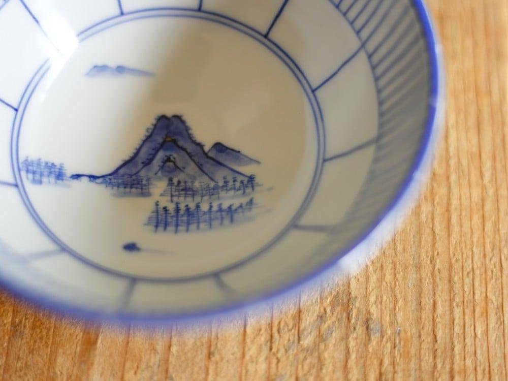王地山陶器所のお茶碗