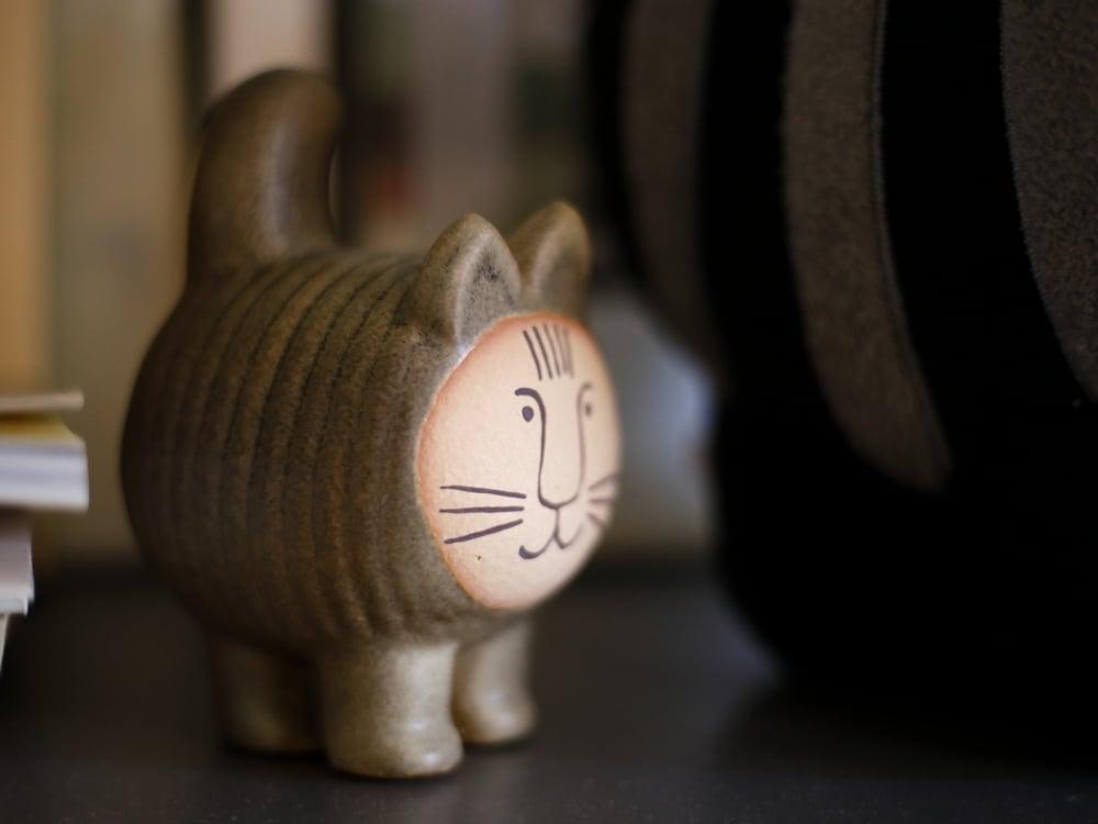 リサ・ラーソンのミッセ deici cat