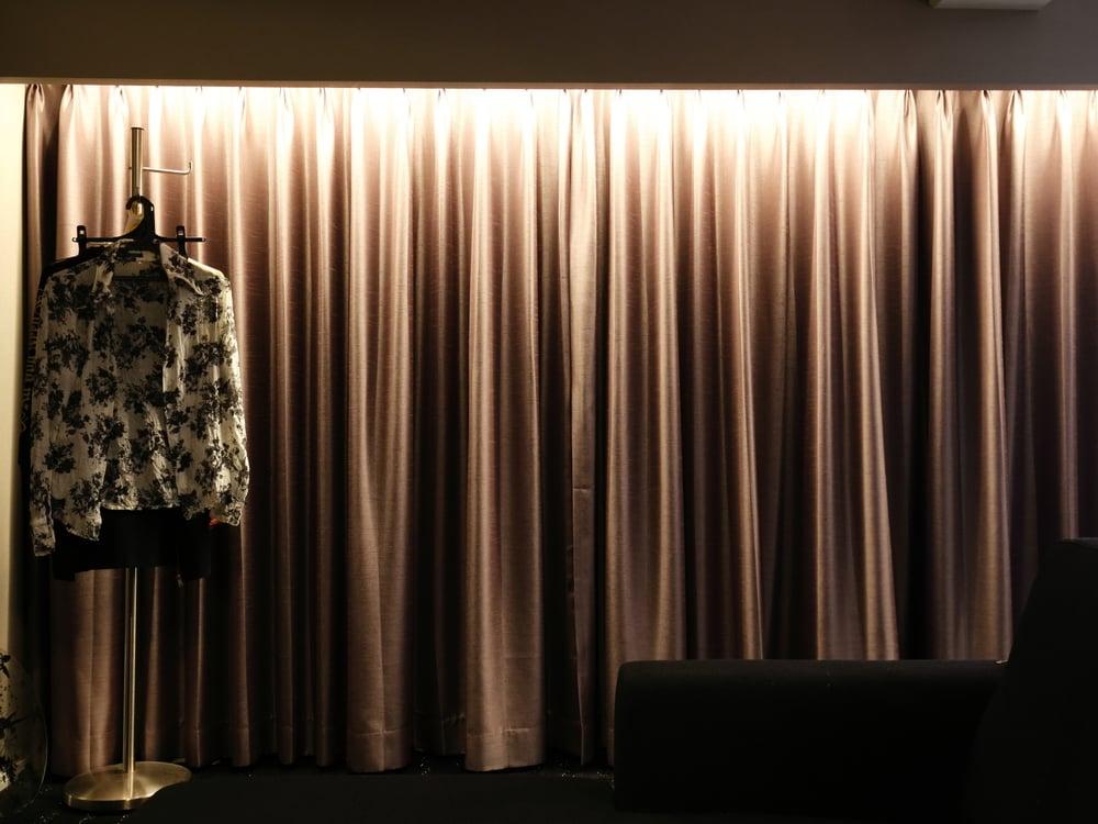 カーテンは川島織物セルコン・PD-1370