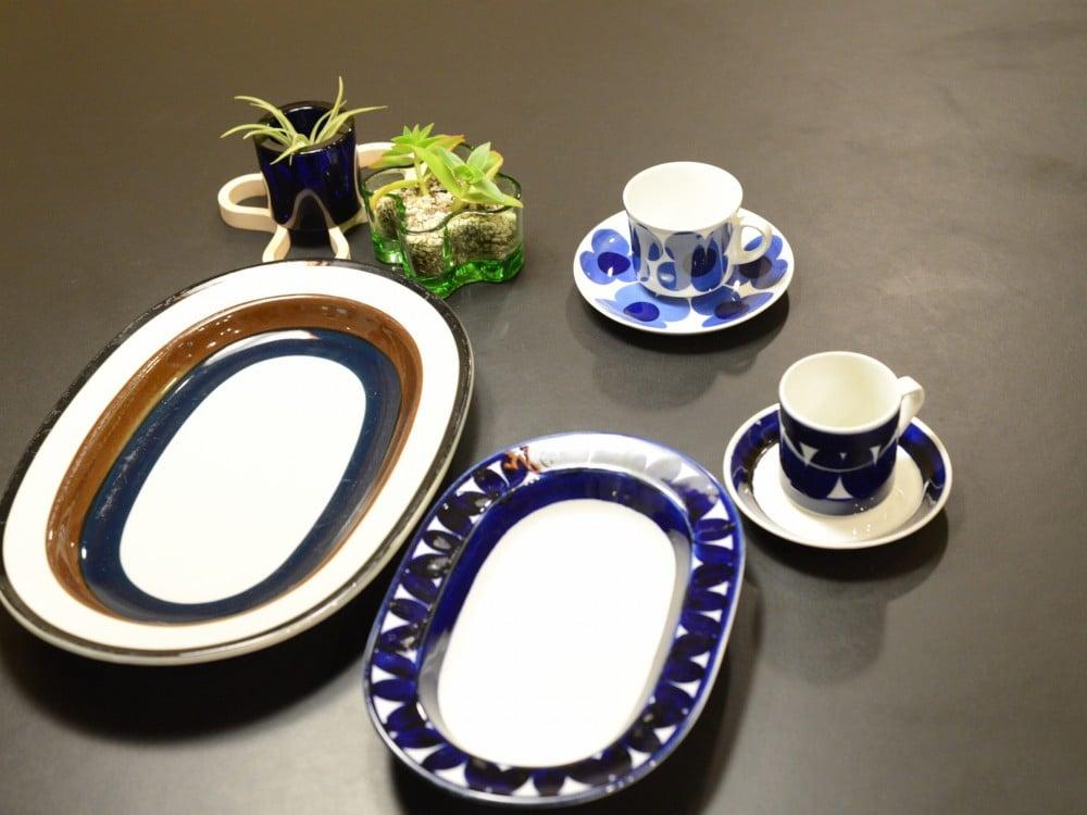 アラビアのビンテージ食器