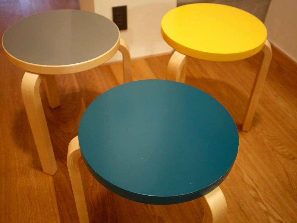 artek stool(アルテック・スツール)60