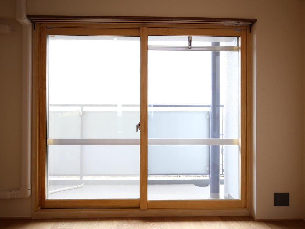 ウッドワンの内窓MOKUサッシ