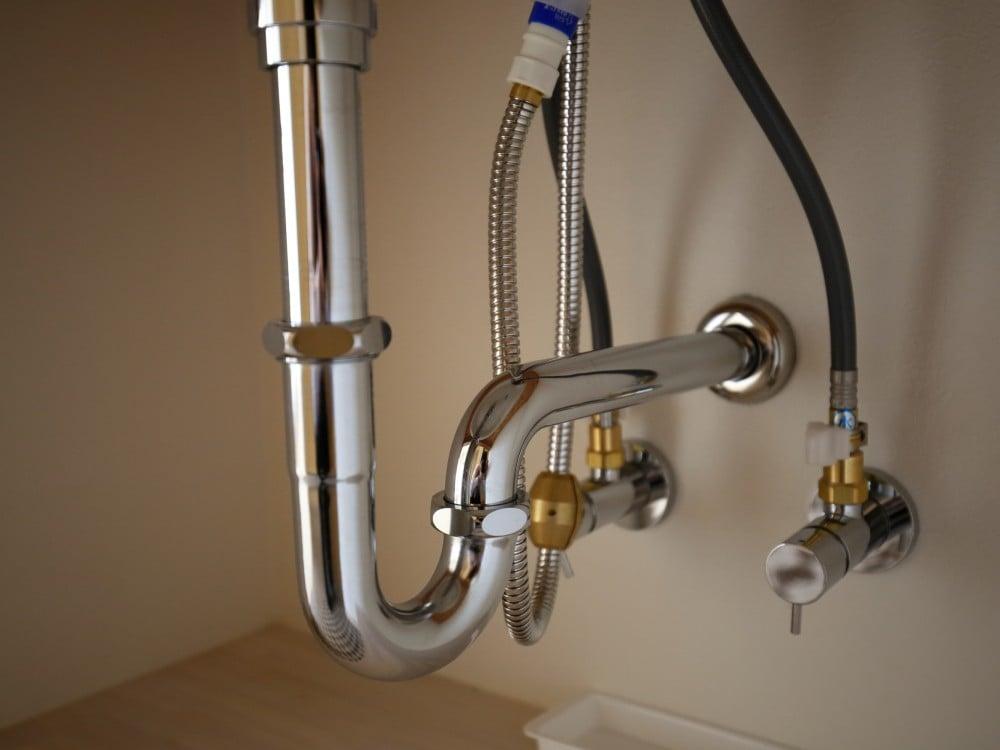 ユーロデザインの止水栓