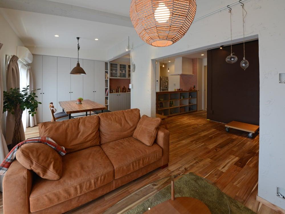 オーキタ家具のソファ、axel sofa