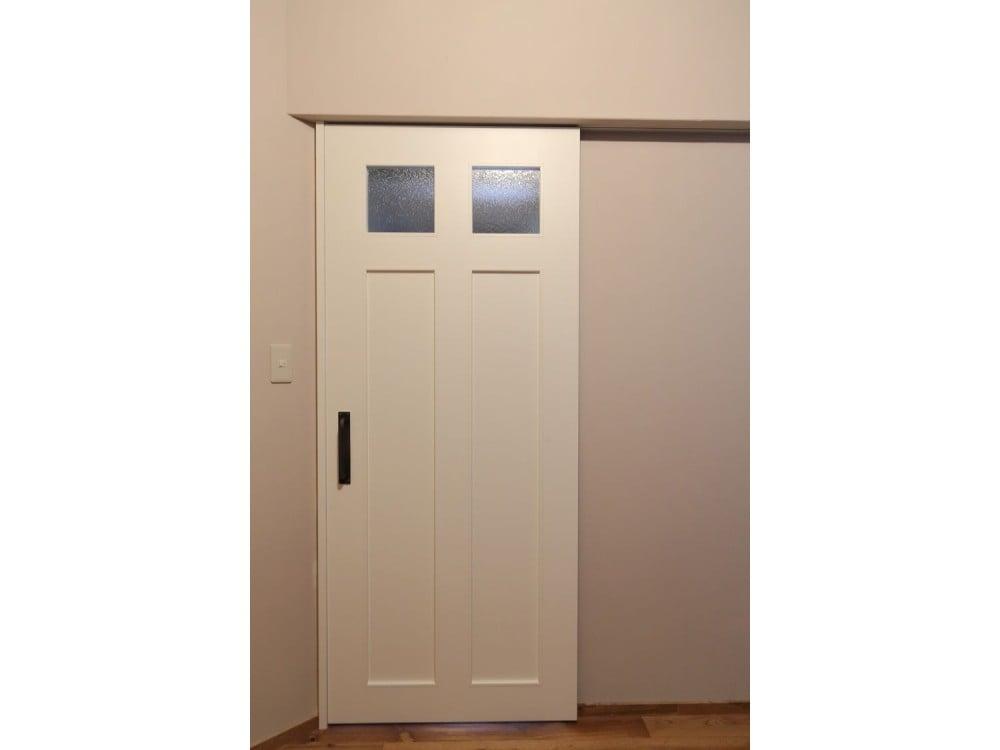 ドアはオーダー