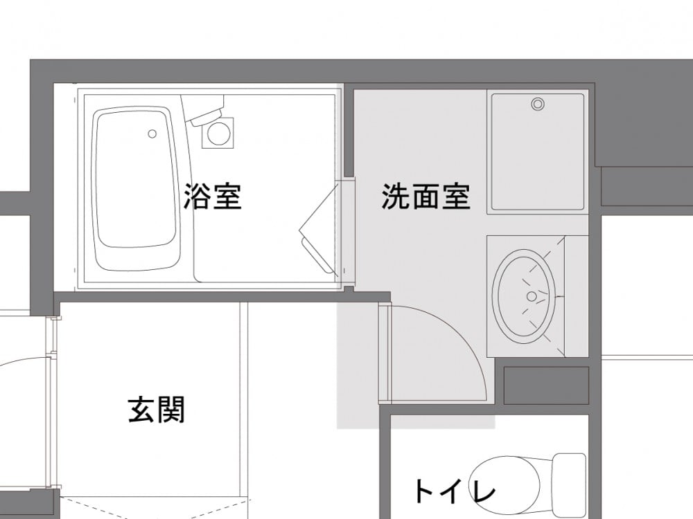 Before図面(洗面室)