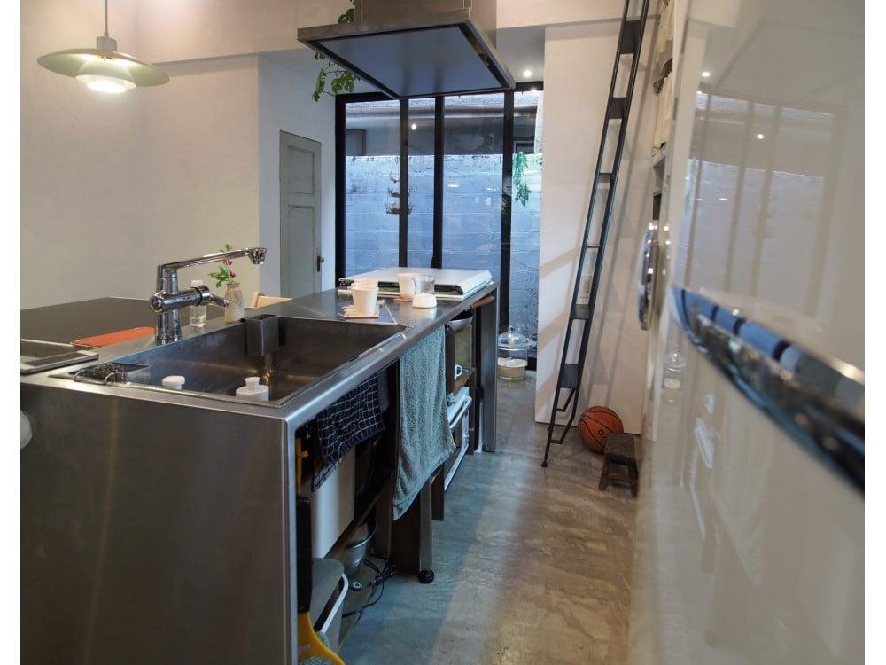 現在のキッチン
