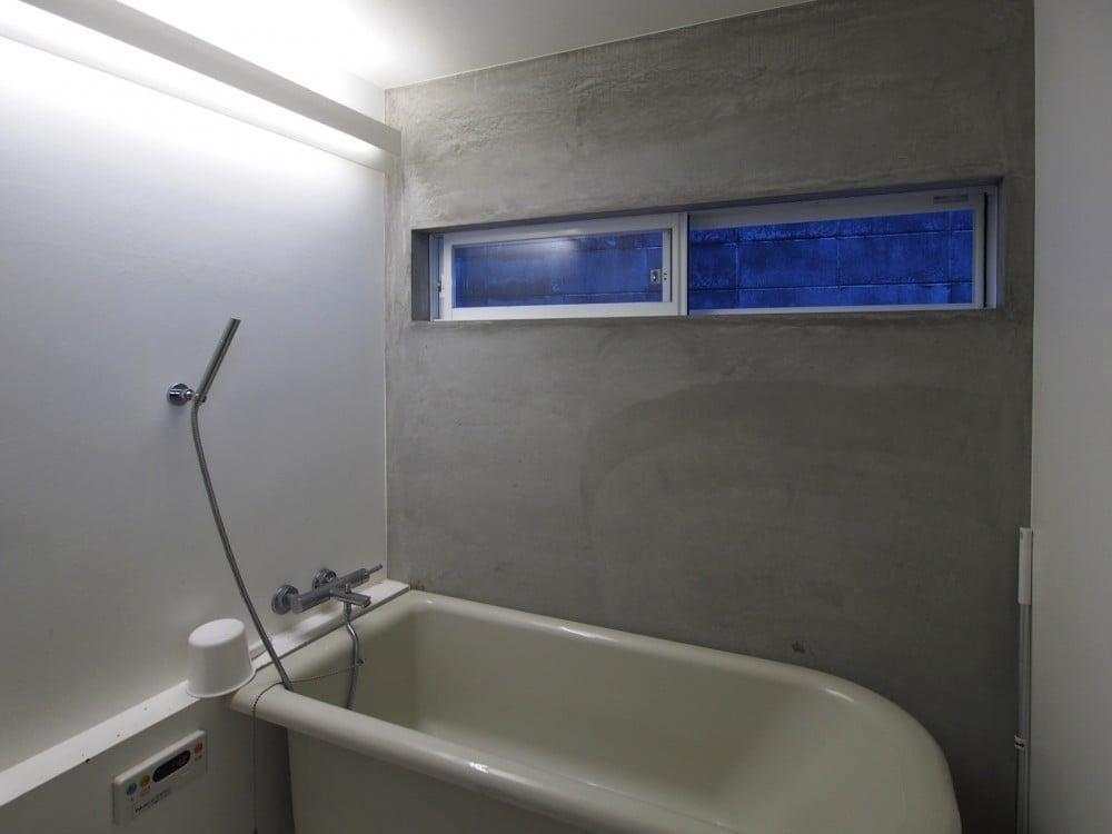 置き型の浴槽