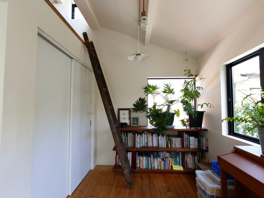 新しく作成した屋根。新しい梁です。