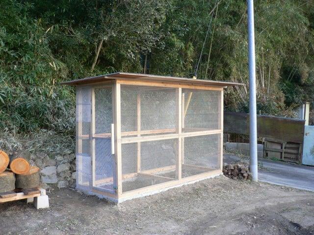 鶏小屋の代表写真