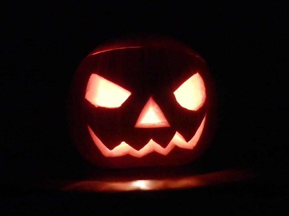 かぼちゃのおばけっぽい。