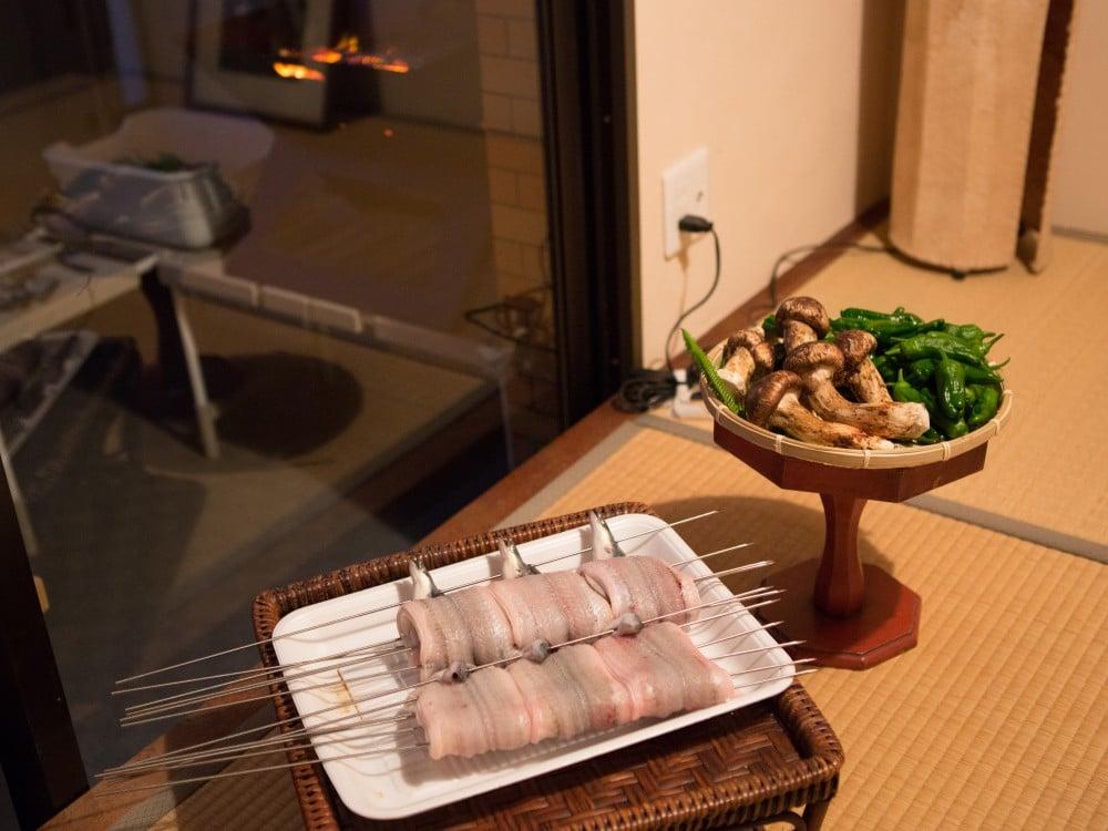 うなぎの蒲焼、松茸…秋の味覚