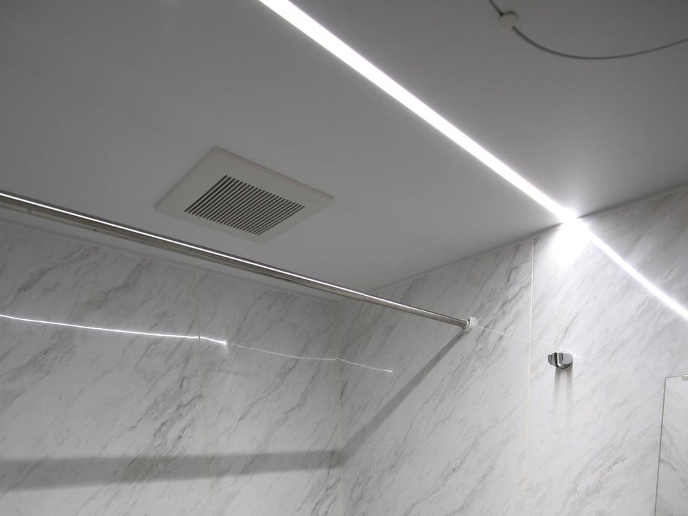 フラットラインLED照明(白色)