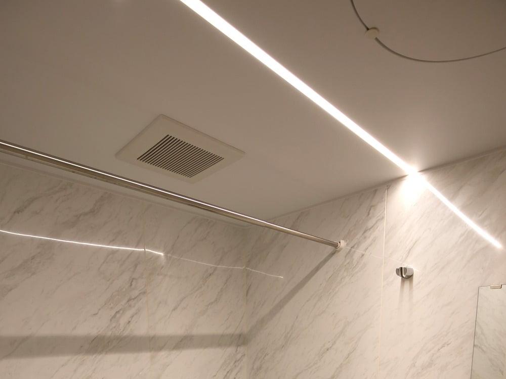 フラットラインLED照明(電球色)