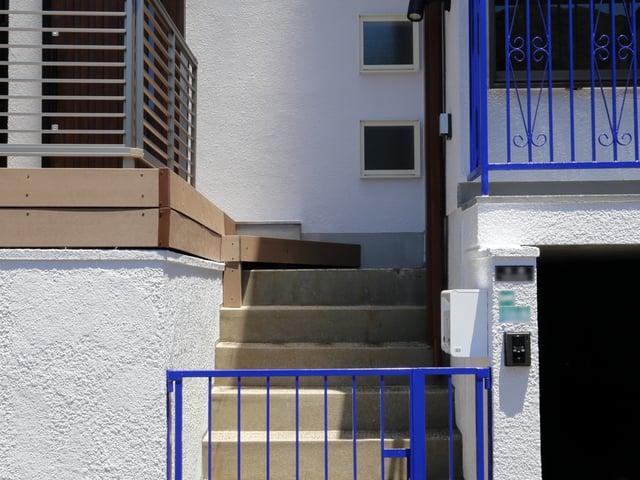 玄関アプローチの代表写真
