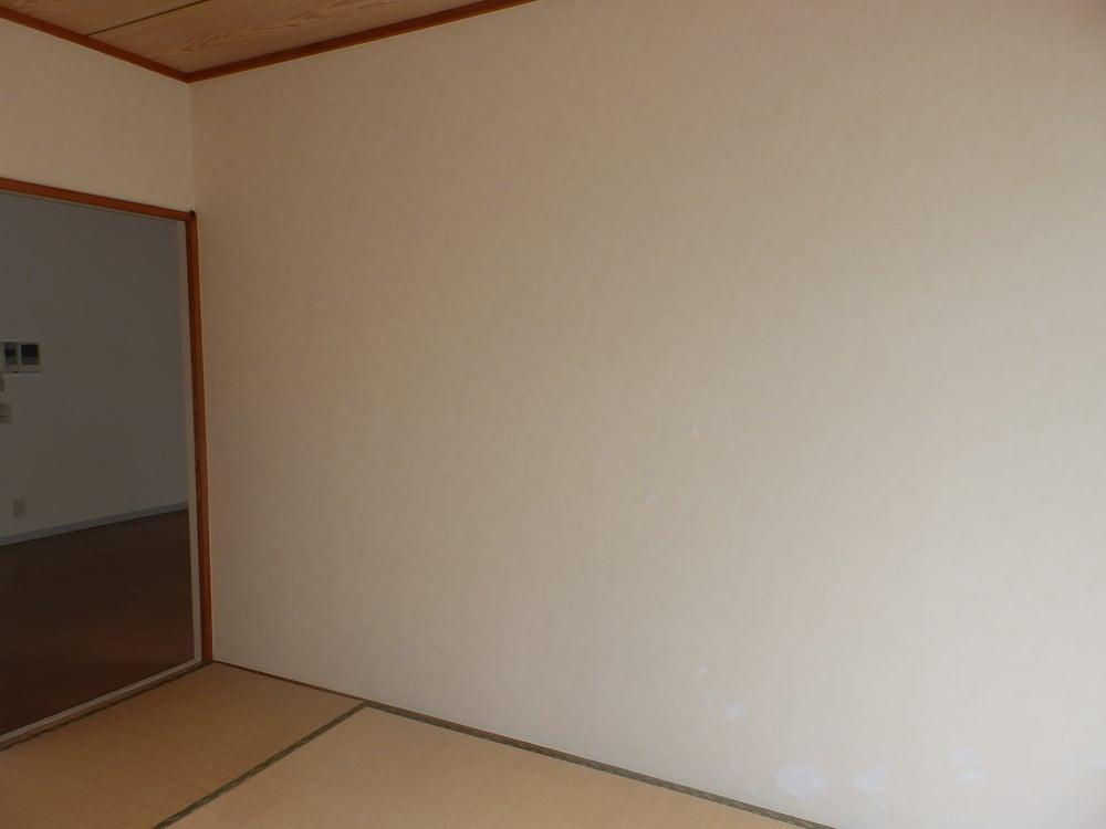 和室もリビングに。