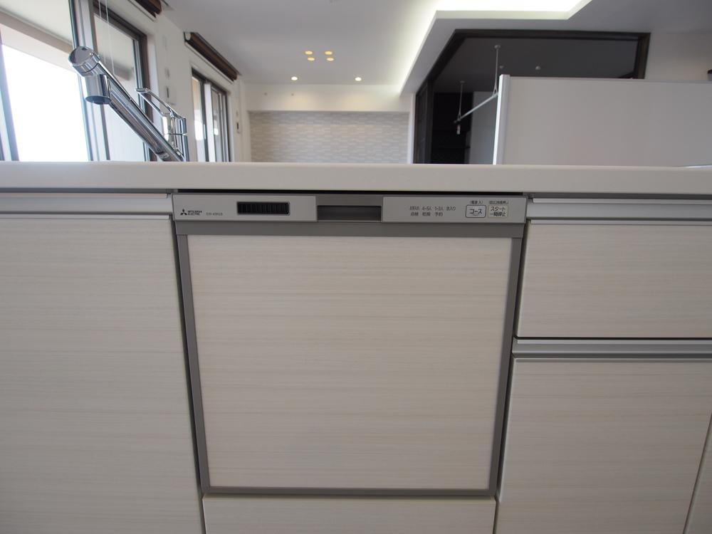 食器洗い乾燥機付き