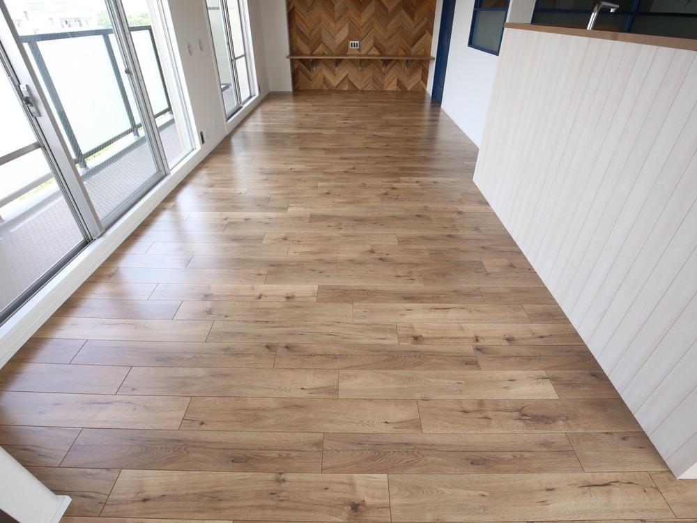NODAの床暖房用防音フロア(ACBF45DS2-CA)
