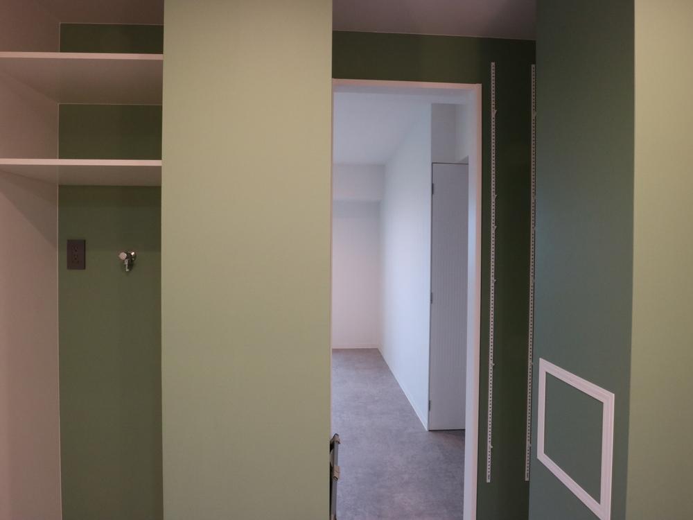 洋室2へアクセスできます
