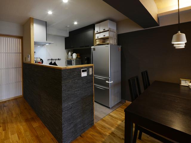 キッチンスペースの代表写真