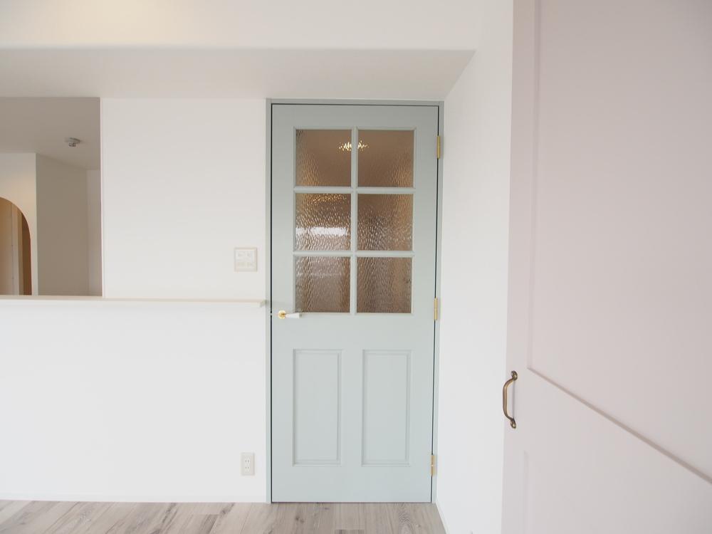 シンプソンのヘムロック室内ドア(644AG)