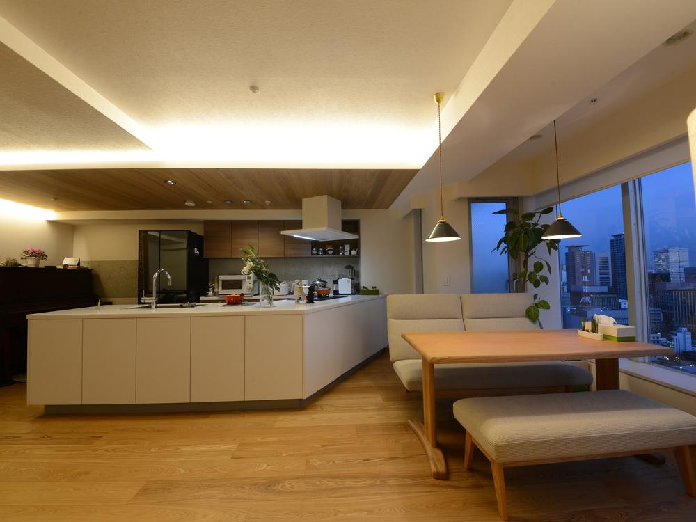 kitchenhouseのカスタムメイド