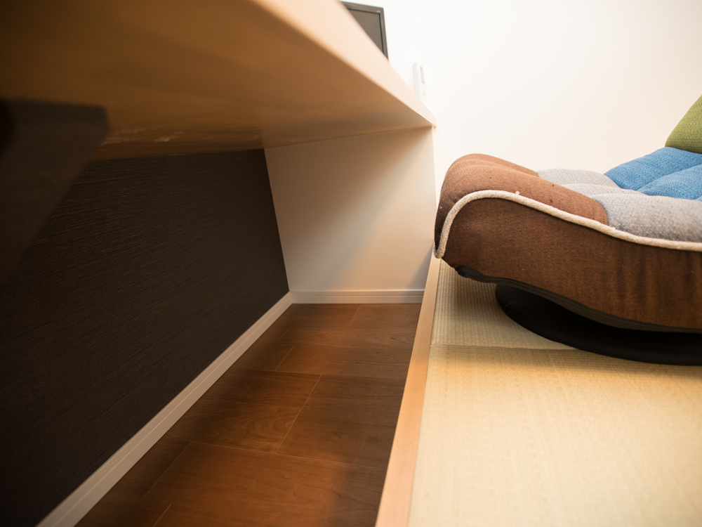 床暖房仕様