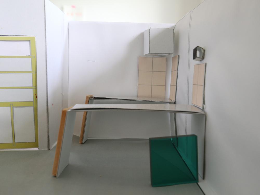 自作の立体模型